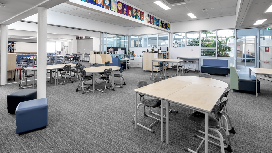Immanuel Primary School Learning Space