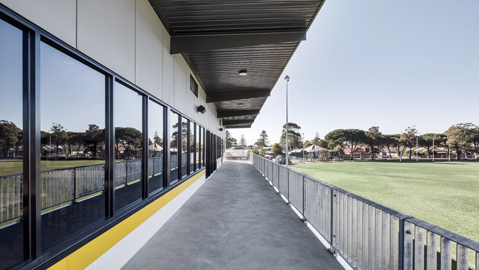 Brighton Oval Upgrade