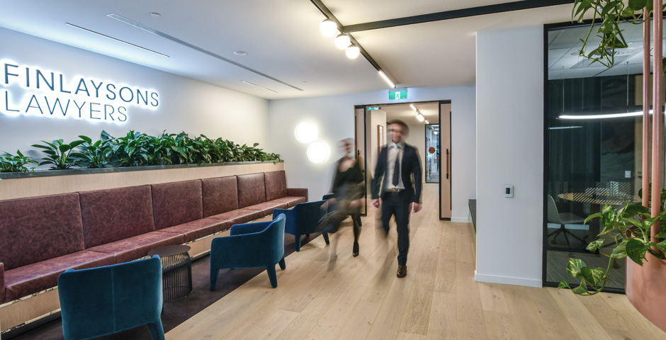 Finlaysons Lawyers Fit Out