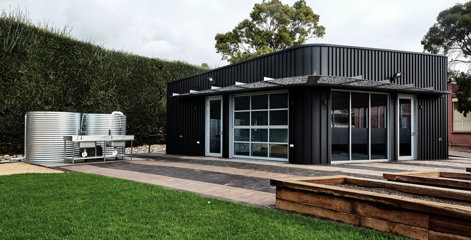 Scotch College Farm Skills & Maintenance Shed