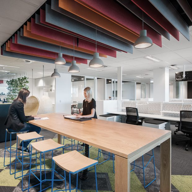 Austereo Fit-out